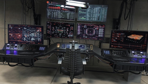 batcave command and control