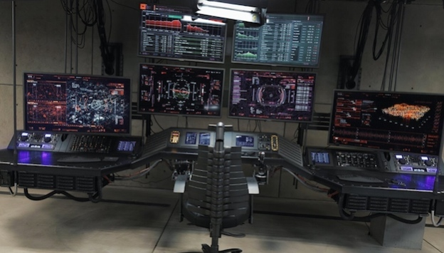 batcave command and control