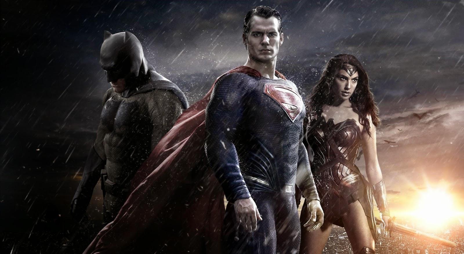 Batman v Superman Reviews