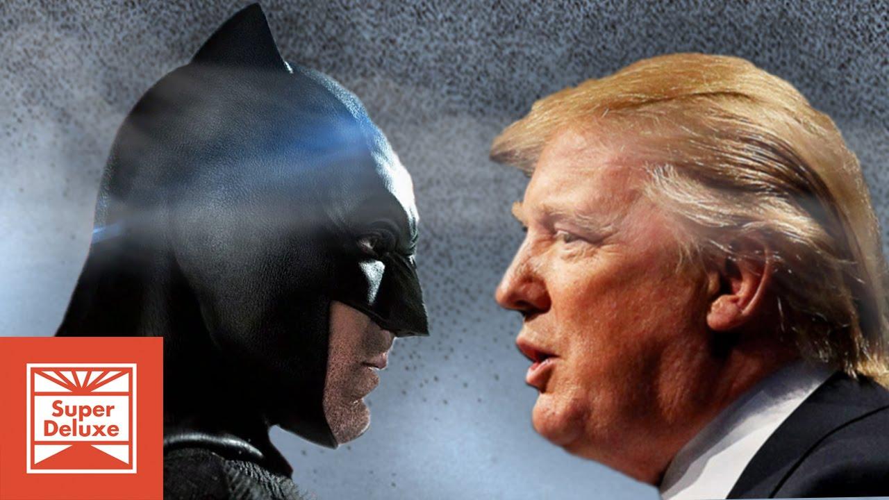 Batman v Trump Trailer