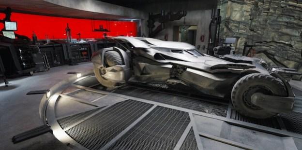 batmobile side view