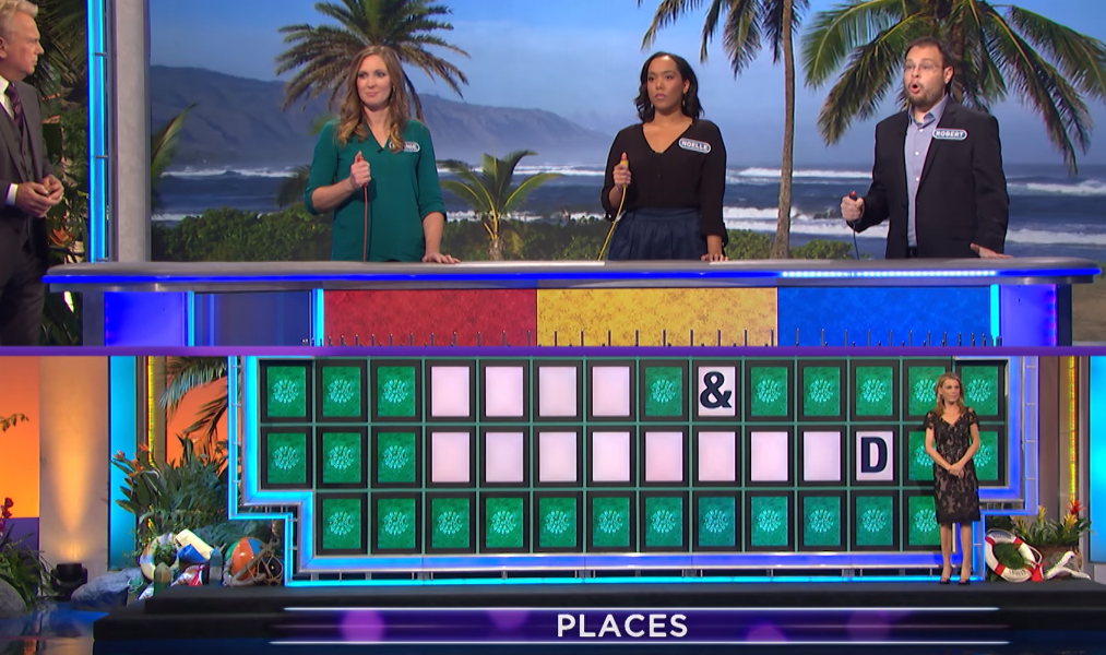 how to play wheel of fortune at home