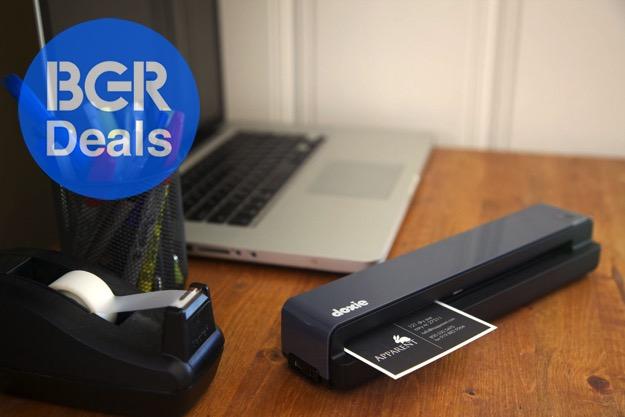 Portable Printer Scanner