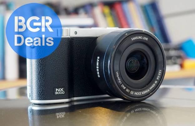 Samsung NX3000 Price