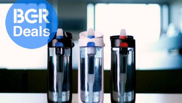 Filtered Water Bottle