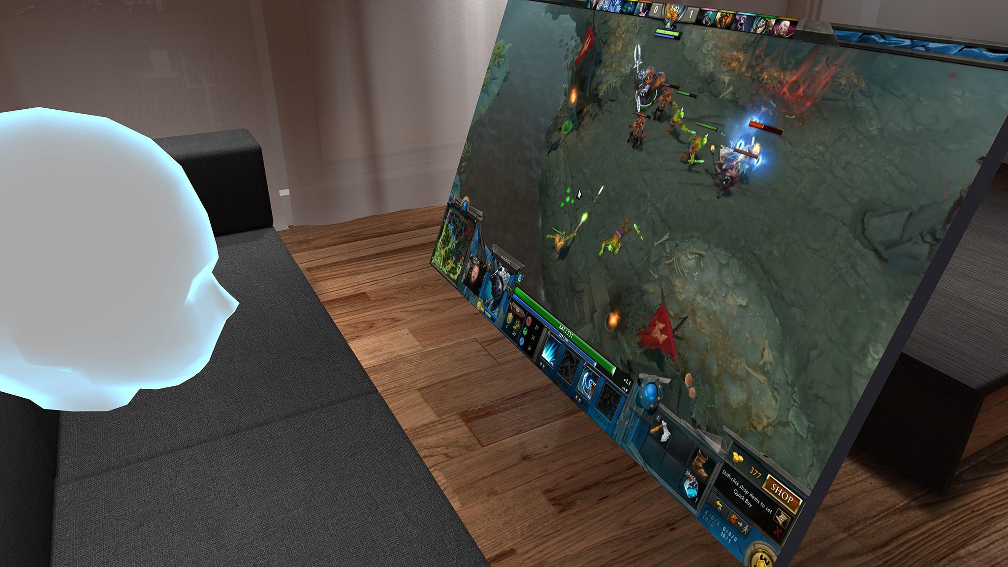 BigScreen Gaming