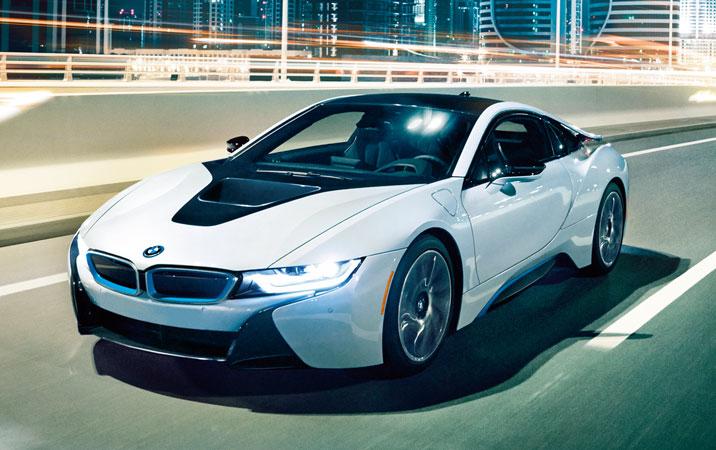 BMW Electric Cars