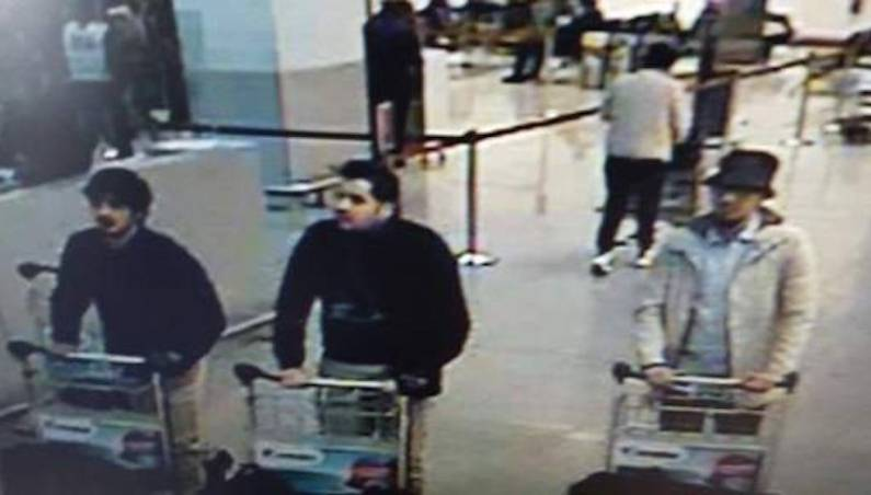 ISIS Brussels Airport Explosions