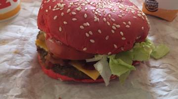 Burger King Angriest Whopper Review