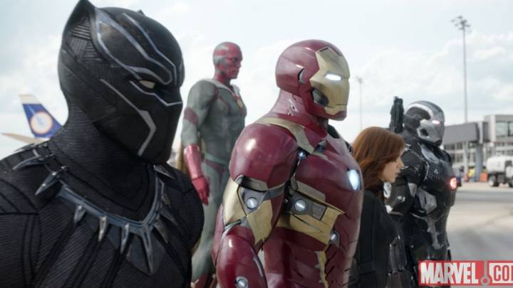 Captain America Civil War Early Reviews