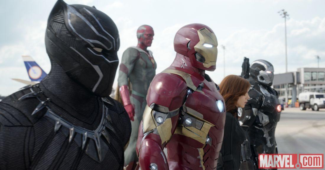 Captain America Civil War Marathon Tickets