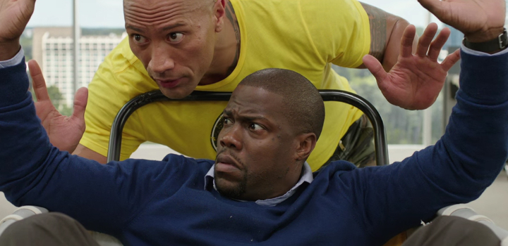 Central Intelligence Trailer Kevin Hart