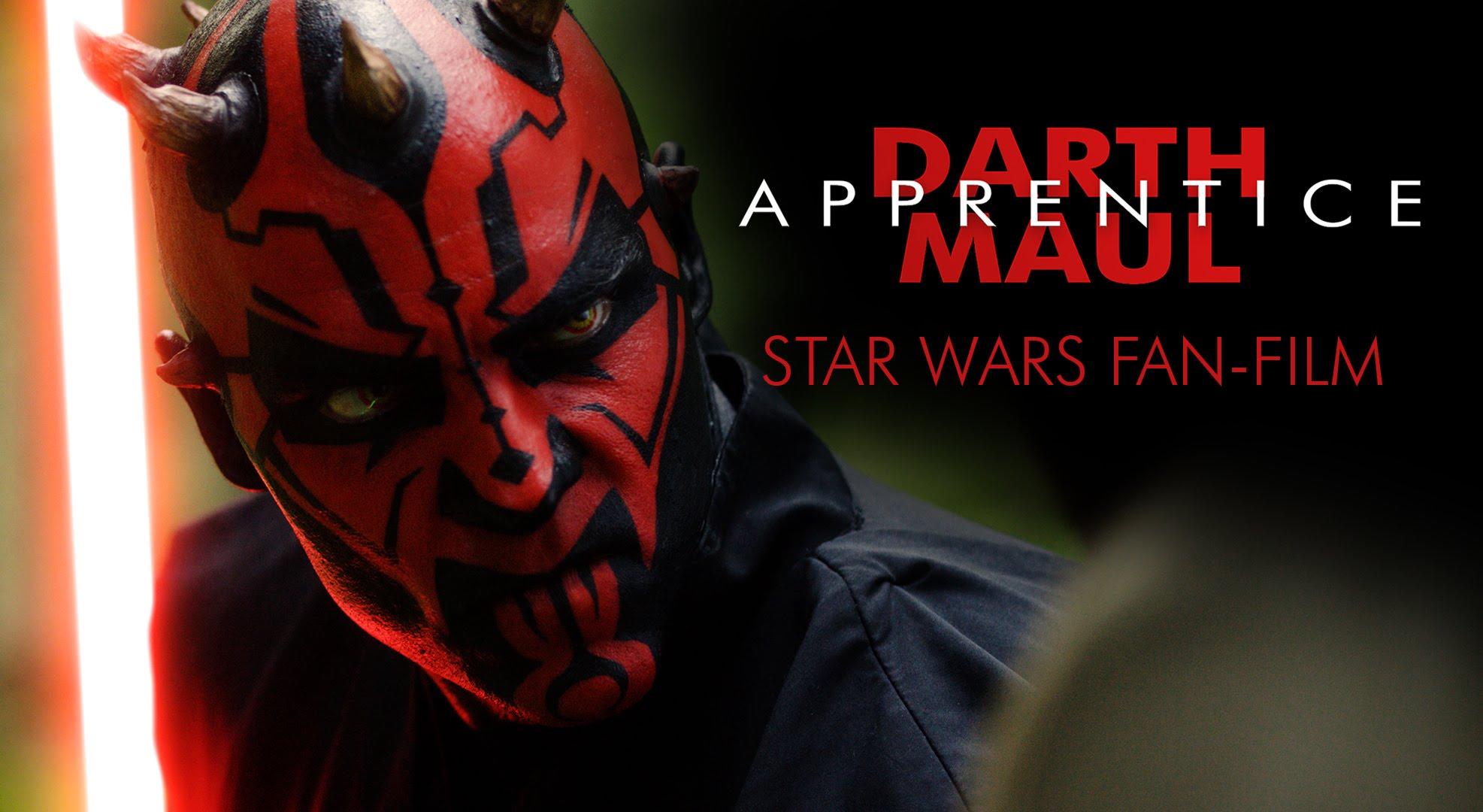 Darth Maul Fan Film Star Wars