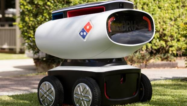 Dominos Delivery Robot