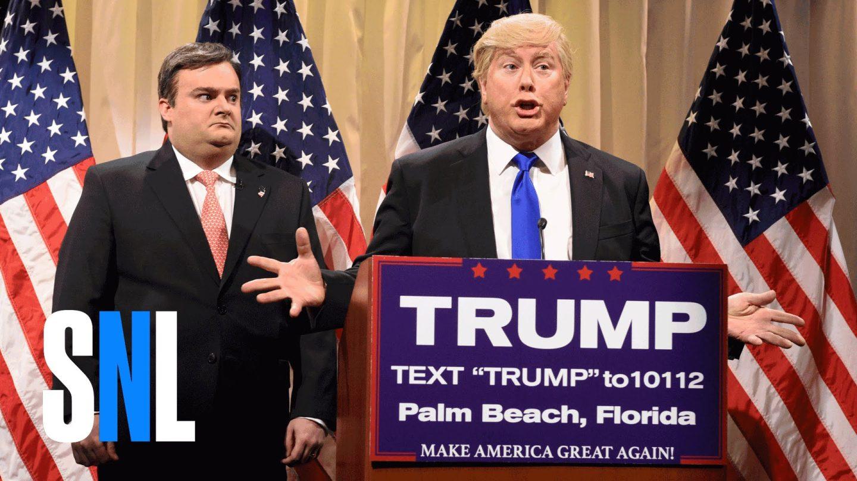 SNL Donald Trump Sketches