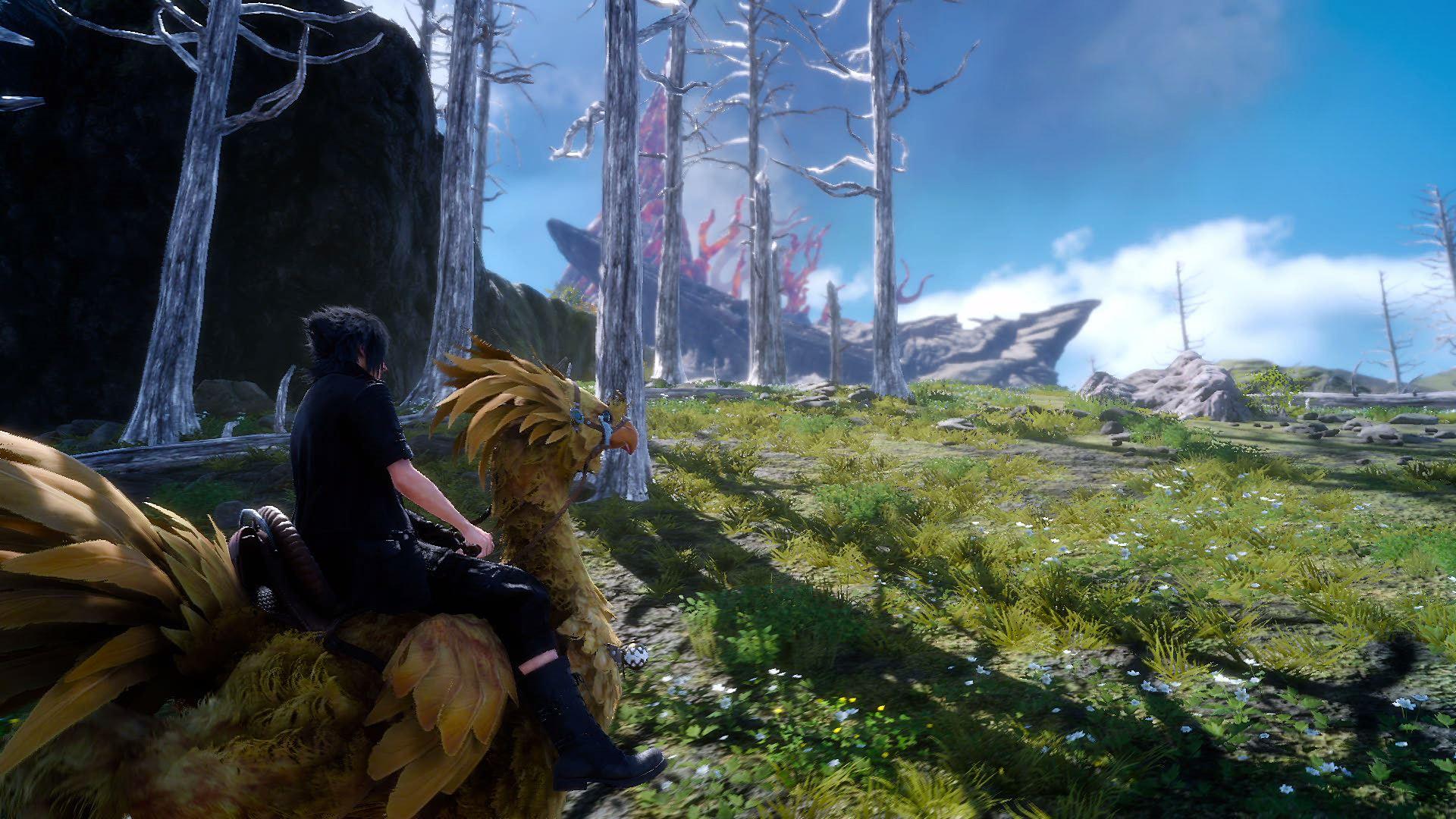 Final Fantasy XV Release Date
