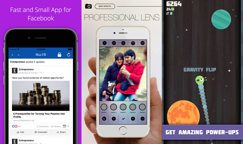 Today's best paid iPhone and iPad apps on sale for free