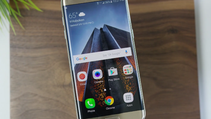 Galaxy S8 Specs 4K Display