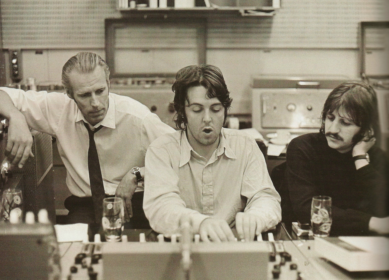 RIP George Martin Beatles Producer Tribute