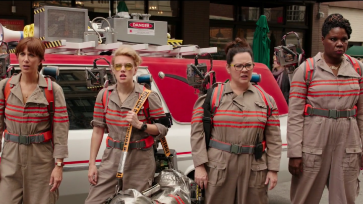 Ghostbusters 2016 First Trailer Released