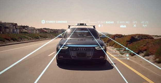 Self Driving Cars Gm Joins The Game With Cruise Automation Purchase Bgr