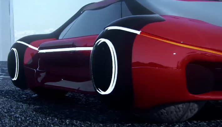 Goodyear Spherical Tires Concept Video