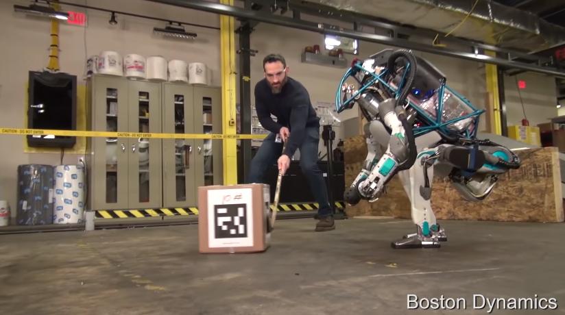 Google Boston Dynamics Atlas