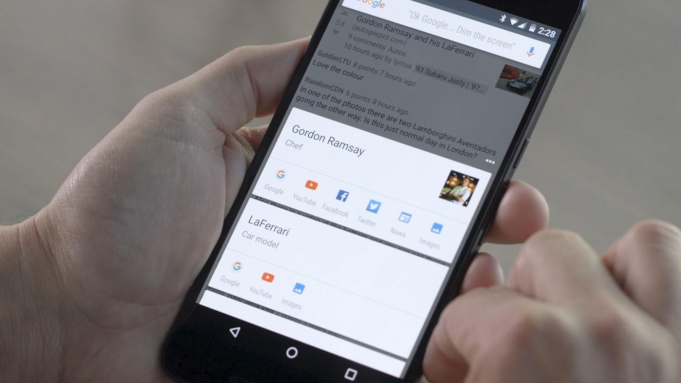 google voice commands list