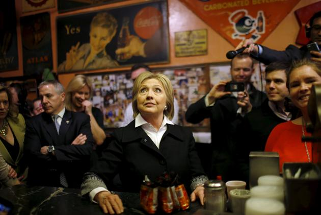 Hillary Clinton Forrest Gump