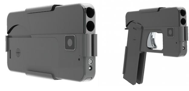 Smartphone Gun