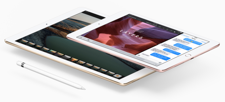 iPad Pro Flexible OLED Display