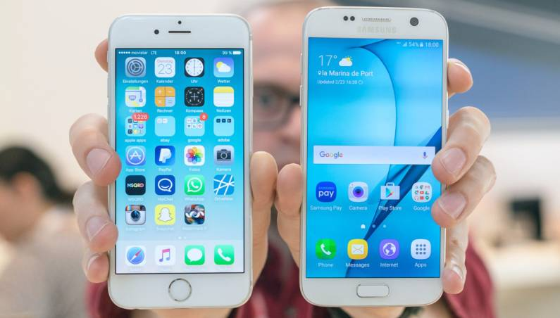iOS 9 Vs Android 6.0