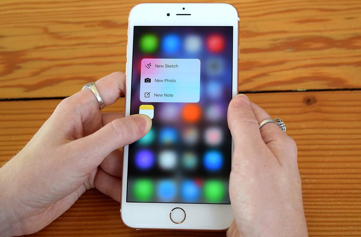 iPhone 6s FBI Hack