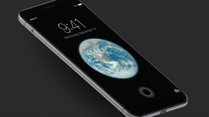iPhone 7 Design Home Button Headphone
