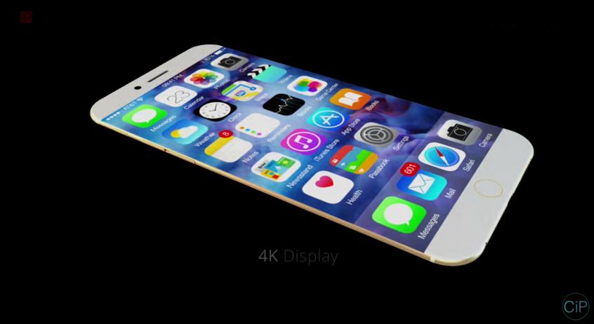 iPhone 7 Design Specs Concept