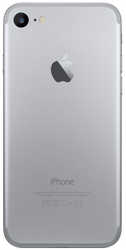 iphone 7 render leak