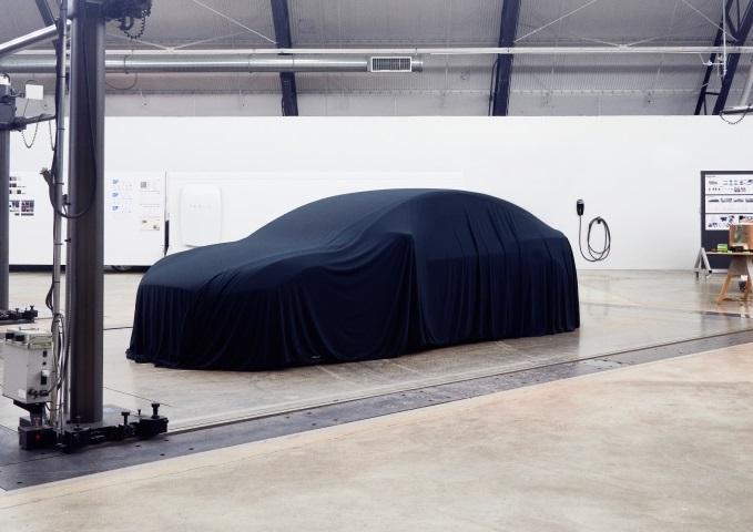 Tesla Model 3 Leaked Photo