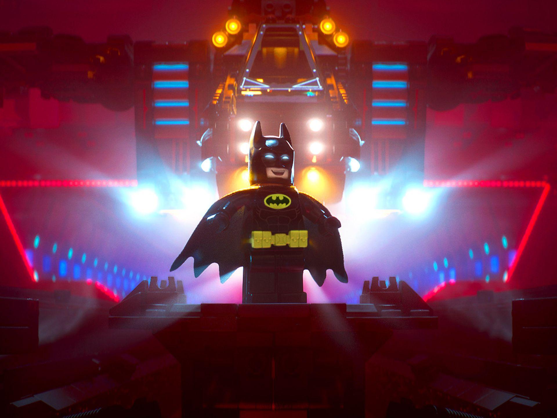 The Lego Batman Movie Trailer