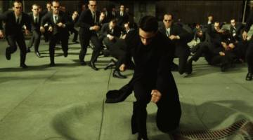 The Matrix Fan Theory