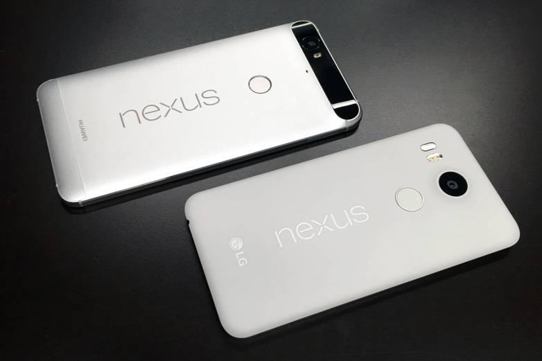 Google Nexus vs Pixel