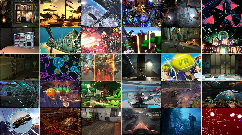 Oculus Rift Games