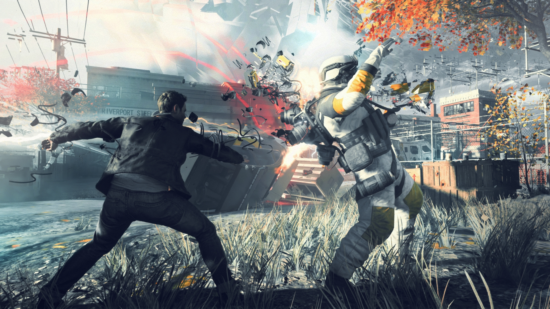 Quantum Break 2