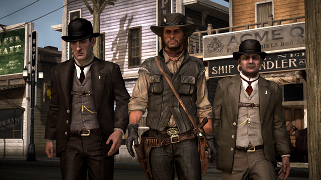 Red Dead Redemption 2 Rumor