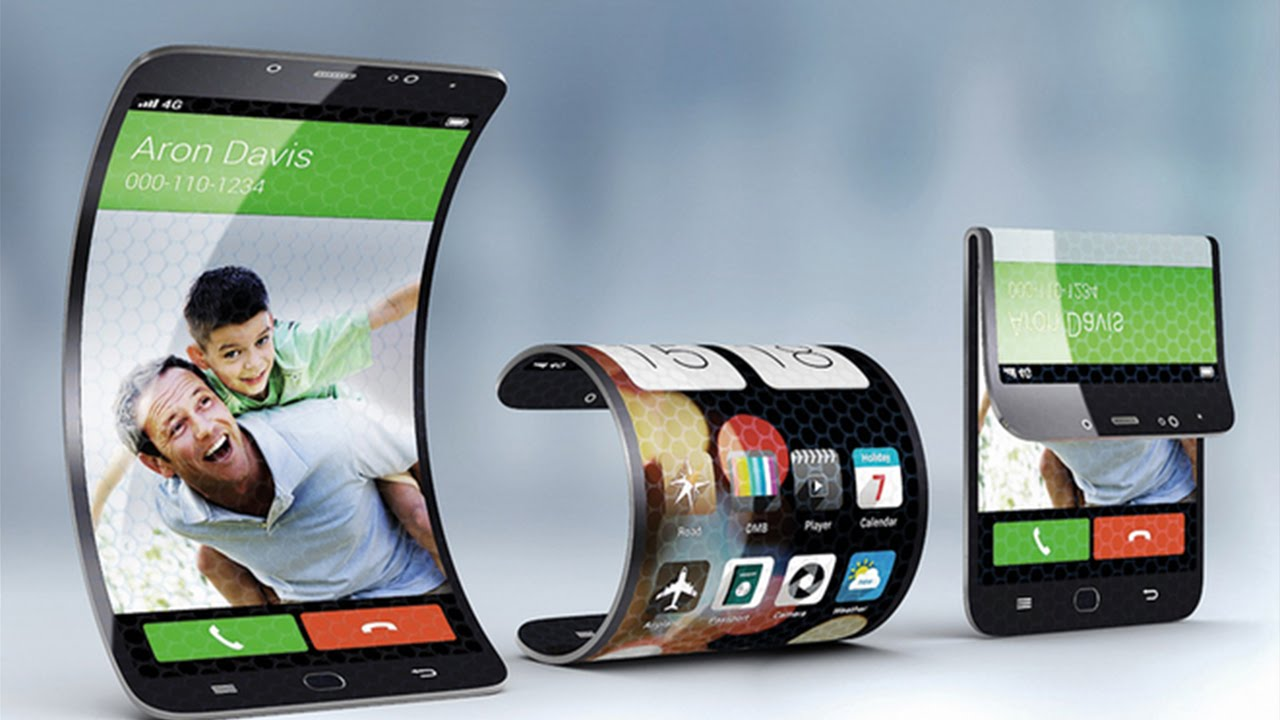 Galaxy X1 Foldable Smartphone