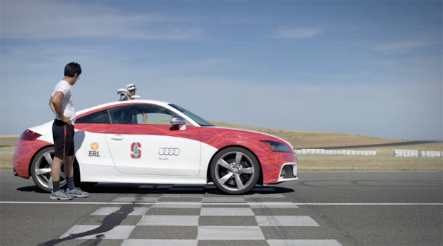 Driverless Car Race