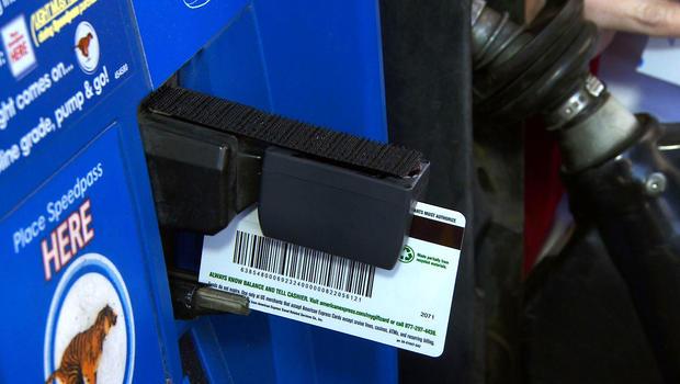 Credit Card Skimmer Installation Video