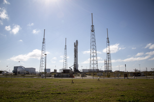SpaceX Falcon 9 Launch Live Stream