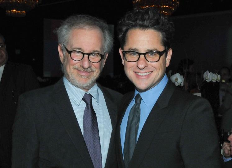 Steven Spielberg. J.J. Abrams: Screening Room