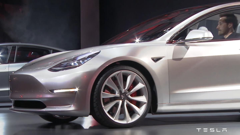Tesla Model 3 Reservations Customers
