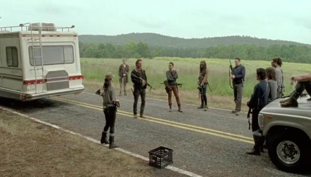 Walking Dead Episode 612 Review